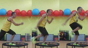 Un trampolino più morbido è dannoso per la tua muscolatura?