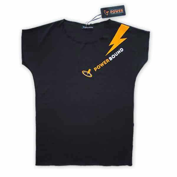 maglietta donna power bound 1