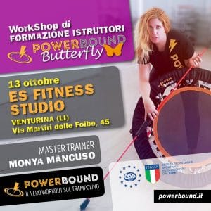 ES Fitness Studio | Corso PowerBound Butterfly