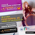 Functional 45 | Workshop PowerBound Butterfly 2019