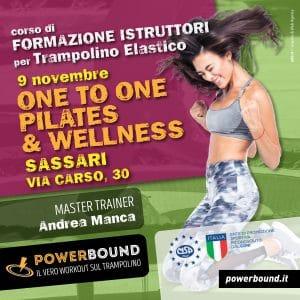 One to One Pilates & Wellness | Corso di Formazione a Sassari