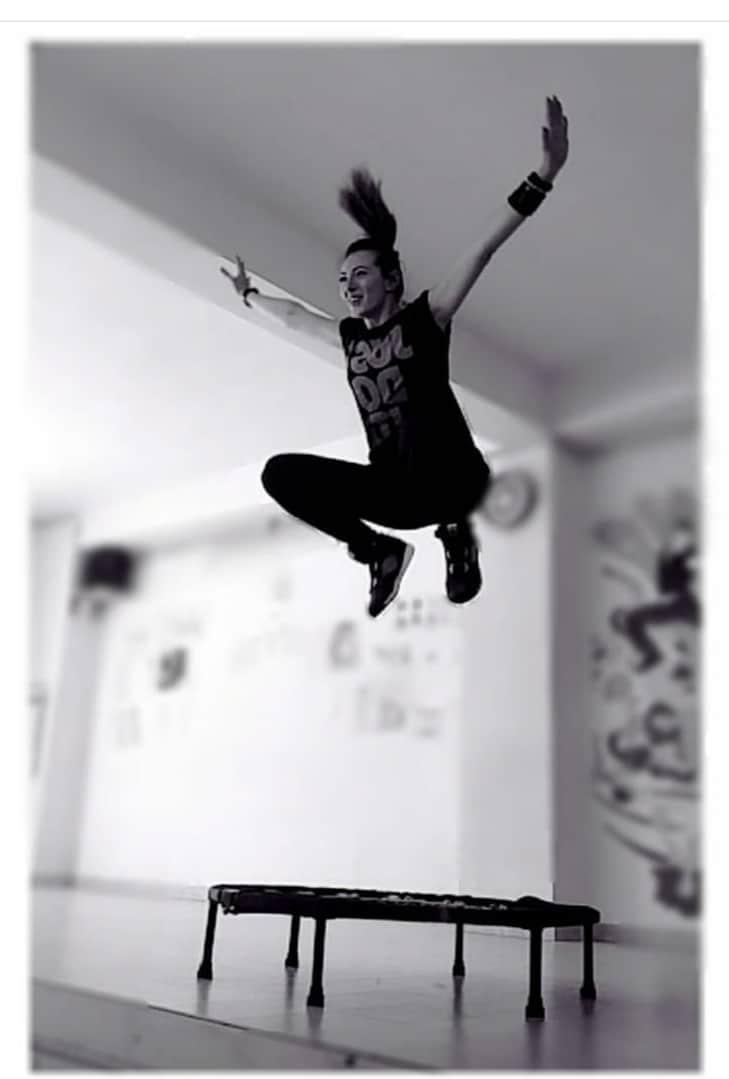 istruttore trampolino elastico professionale