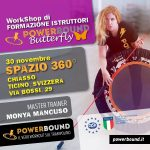Spazio 360° | Workshop PowerBound Butterfly 2019