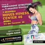 Moves Fitness Center 46 | Roma | Corso di Formazione Tampolino Elastico