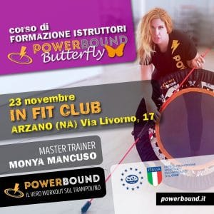 powerbound butterfly palestra in fit arzano