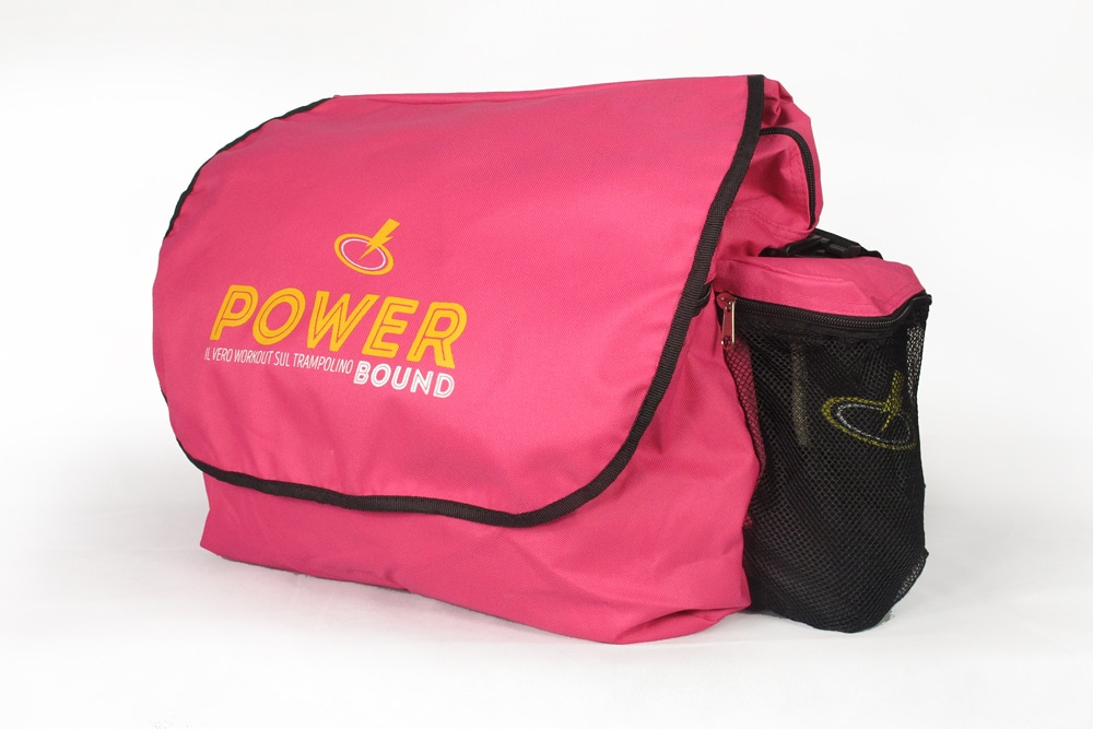 borsa rosa power bound 1
