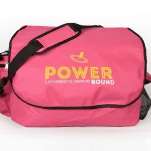 Borsa Sportiva Rosa | Power Bound