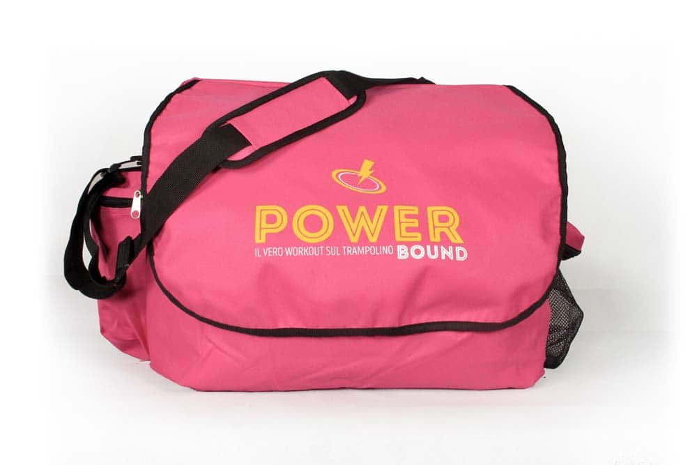 borsa rosa power bound 3