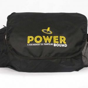 Borsa Sportiva Nera | Power Bound
