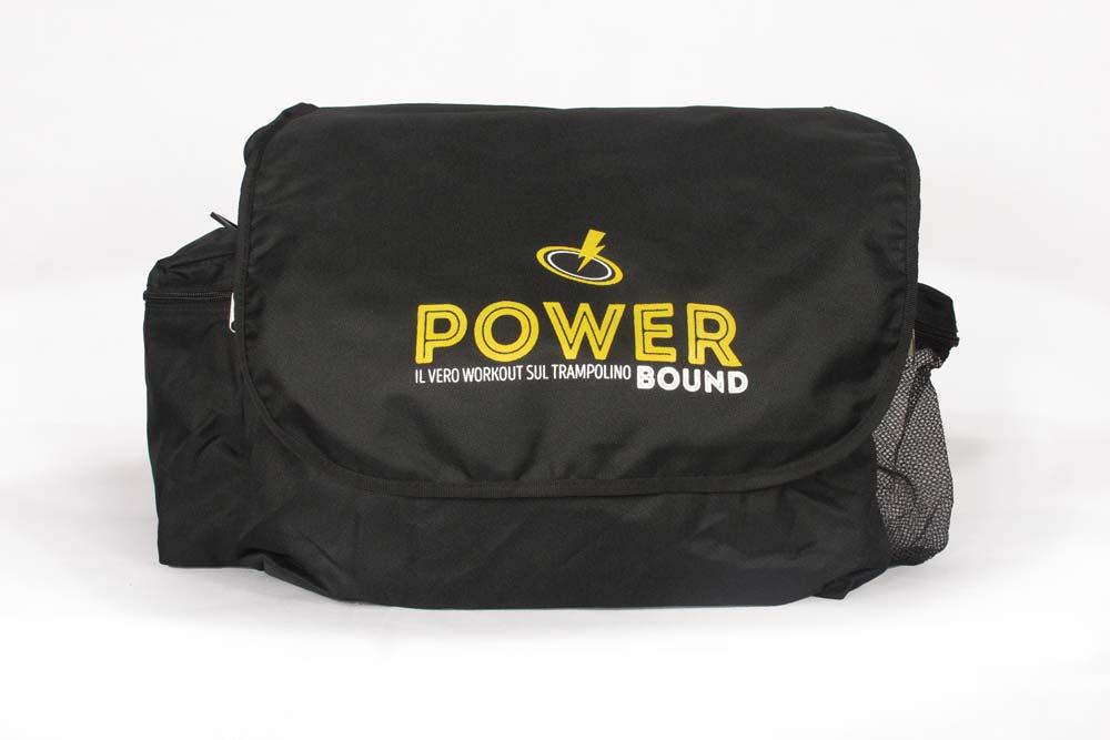 borsa sportiva nera power bound 1