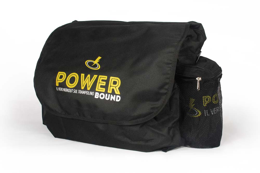 borsa sportiva nera power bound