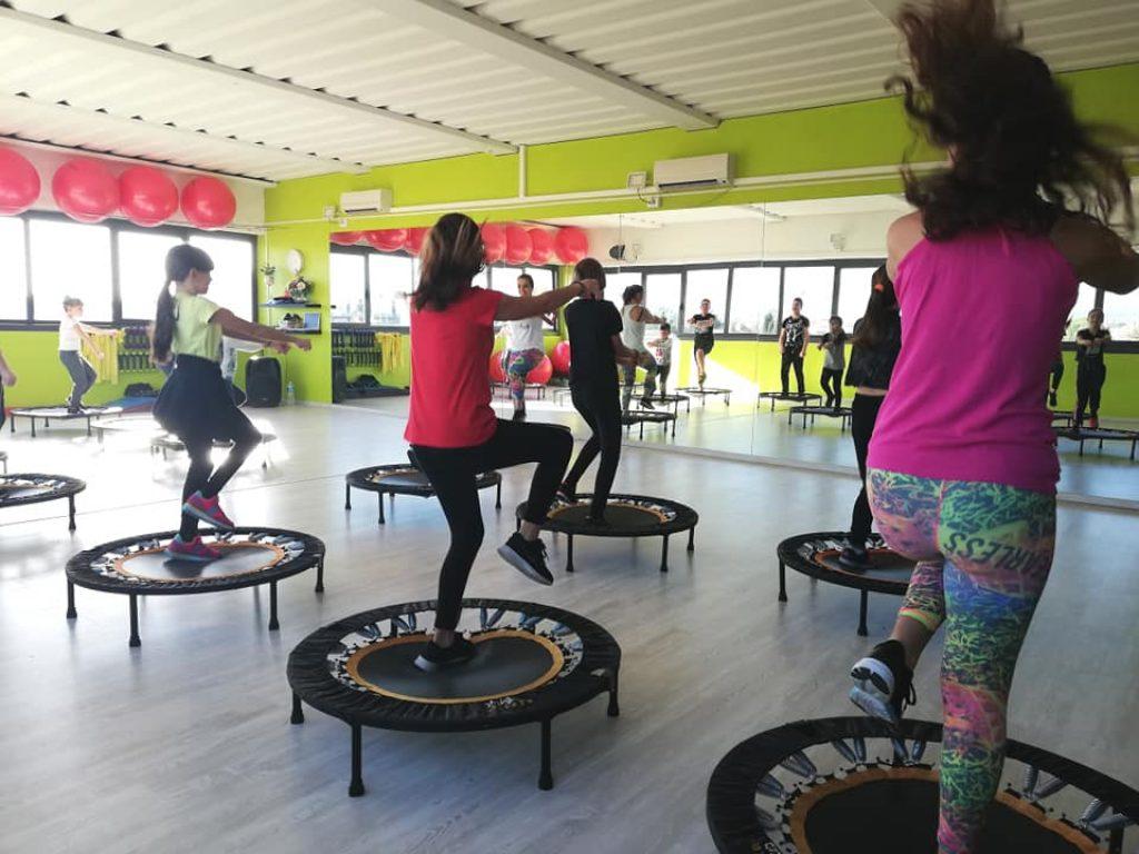 corso di formazione trampolino elastico per bambini