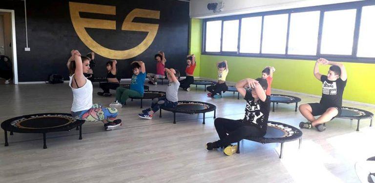 corso di formazione trampolino elastico per bambini h