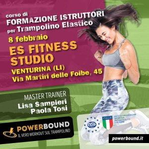 ES Fitness Studio | Corso di Formazione Fitness