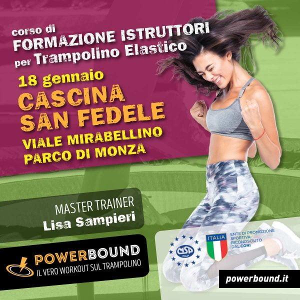 monza corso formazione fittness power bound