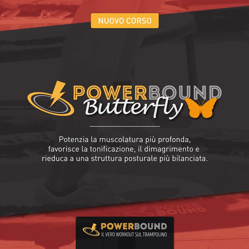 power bound butterfly