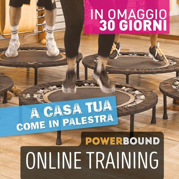 30gg onlinetraining trampolino