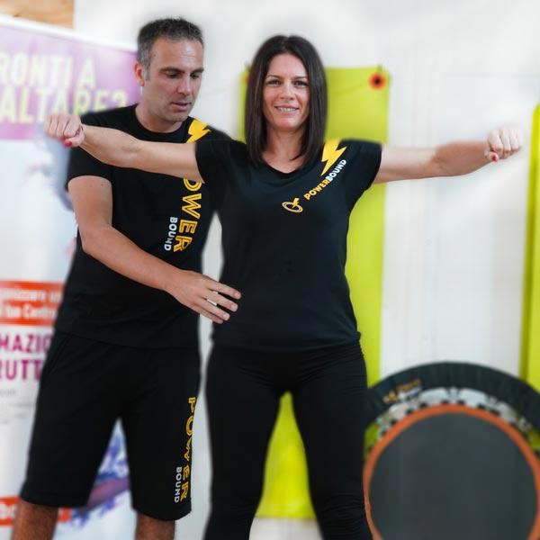 diventa istruttore fitness power bound