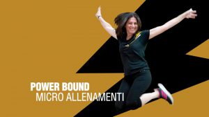 Scopri i micro allenamenti Power Bound e allenati in 15 minuti!